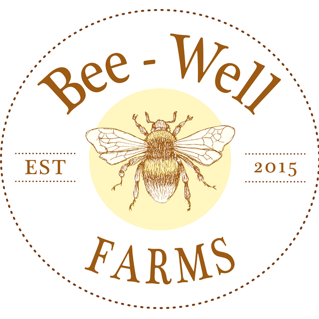 Bee-Well Farms, Glen Ellen, CA logo