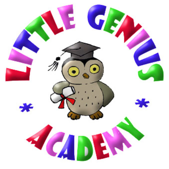 Little Genius Academy, Walnut Creek, CA logo