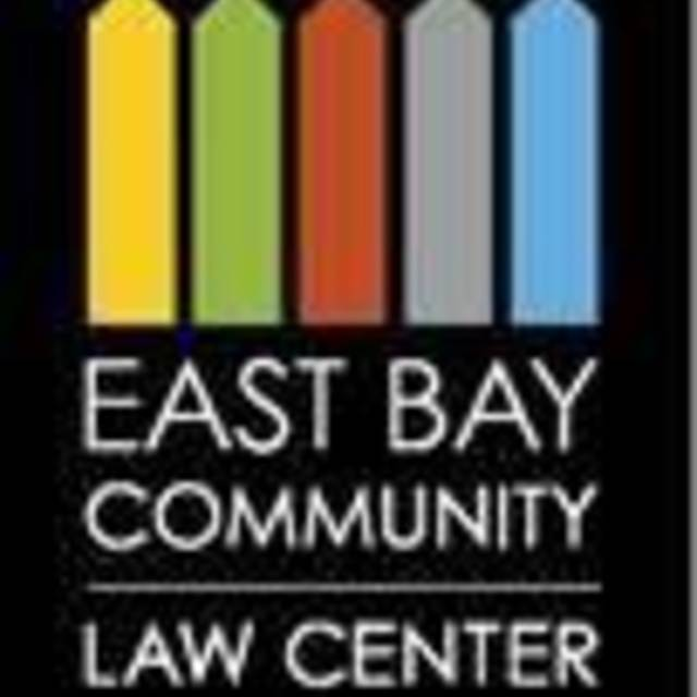 East Bay Community Law Center, Berkeley, CA logo