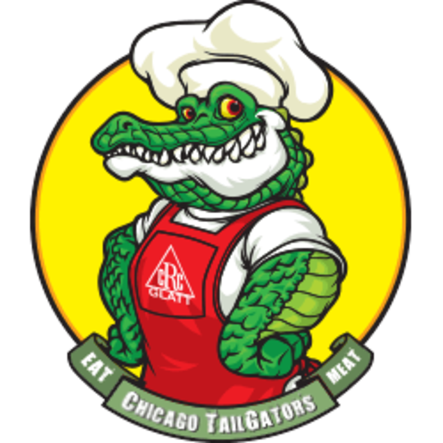 Chicago Tailgators, LLC, Skokie, IL logo