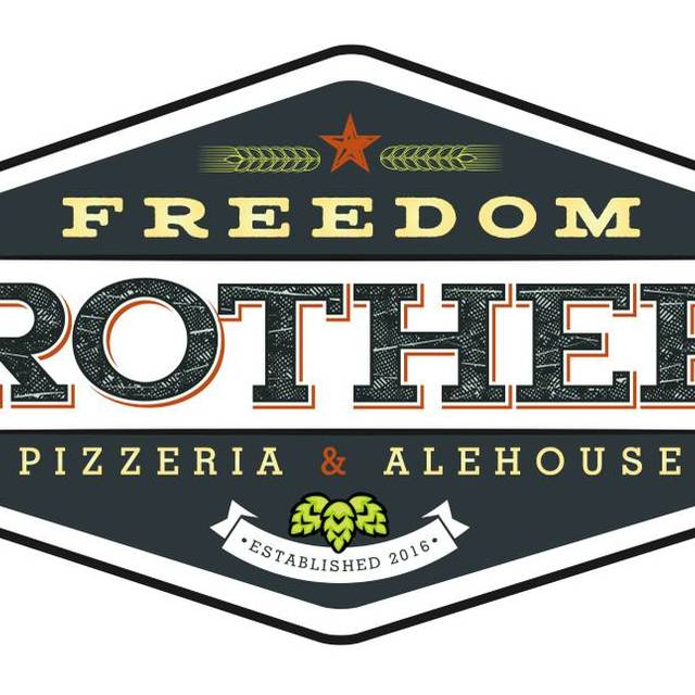 Freedom Brothers Pizzeria & Ale House, Plainfield, IL logo