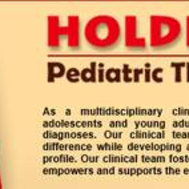 Holding Hands Pediatric Therapy and Adult Services, Los Angeles, CA logo