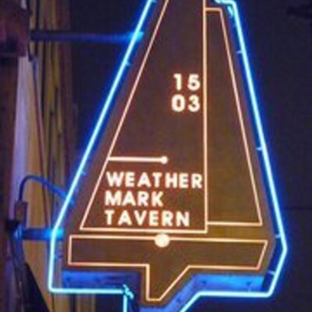Weather Mark Tavern, Chicago, IL logo