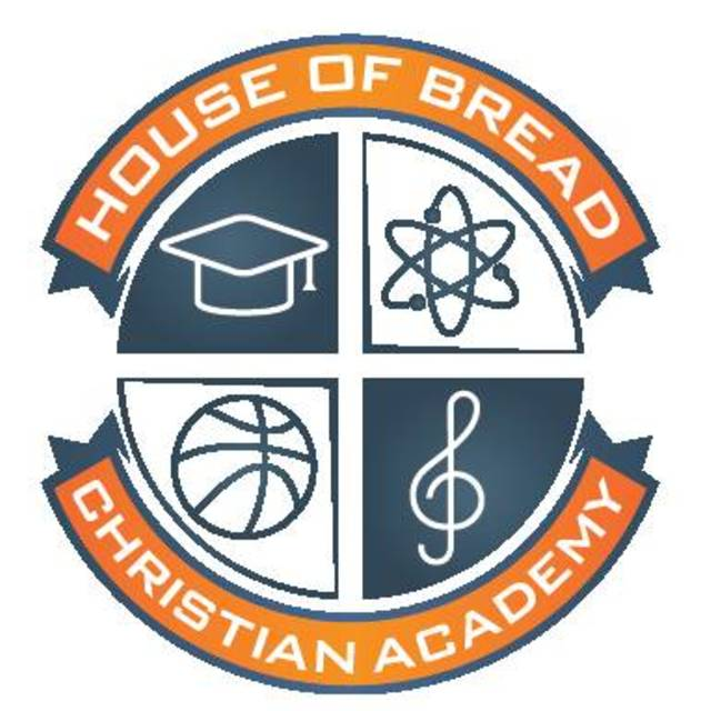 House of Bread Christian Academy, Orangevale, CA logo