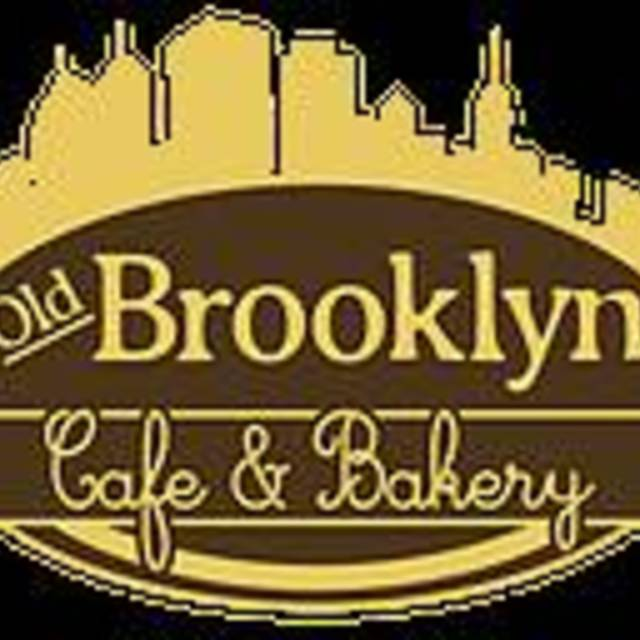 Old Brooklyn Cafe, Uptown Oakland, CA logo