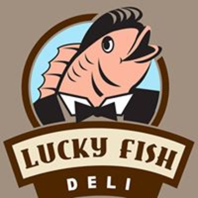 Lucky Fish On Shermer Restaurant, Northbrook, IL logo