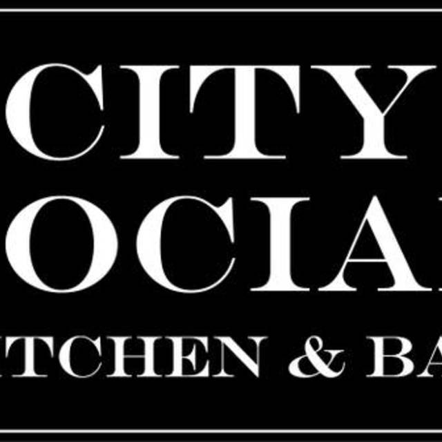 City Social, Chicago, IL logo