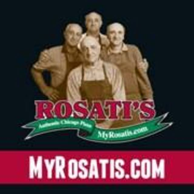 Rosati's Pizza Pub, Crown Point, IN logo