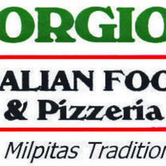 Giorgio's Italian Food and Pizzeria-San Jose, SAN JOSE, CA - Localwise business profile picture