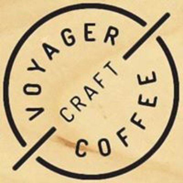 Voyager Craft Coffee, Santa Clara, CA logo