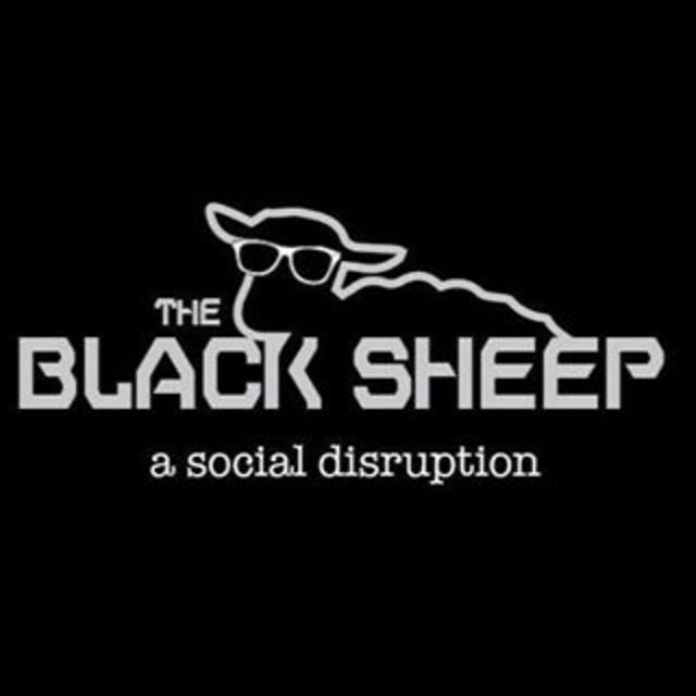 The Black Sheep, Orland Hills, IL logo