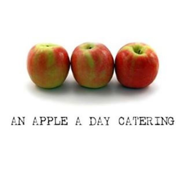 An Apple a Day Catering, Glencoe, IL logo