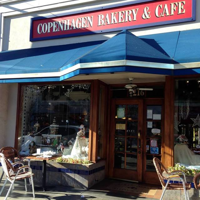 Copenhagen Bakery & Cafe, Burlingame, CA - Localwise business profile picture