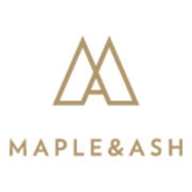 Maple & Ash, Chicago, IL logo