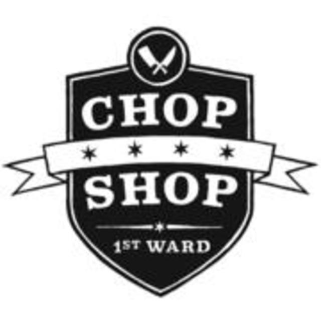 Chop Shop & 1st Ward, Chicago, IL logo