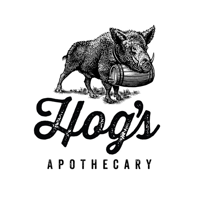 The Hog's Apothecary, OAKLAND, CA logo