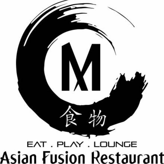 M Asian Fusion Restaurant, San Jose, CA logo