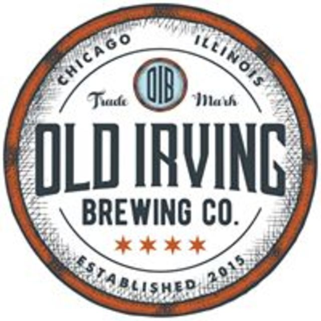 Old Irving Brewing Company, Chicago, IL logo