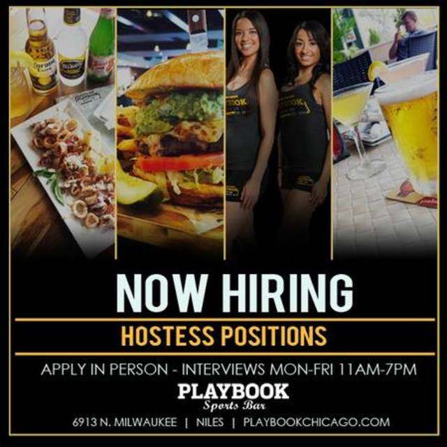 Playbook Sports Bar, Niles, IL - Localwise business profile picture