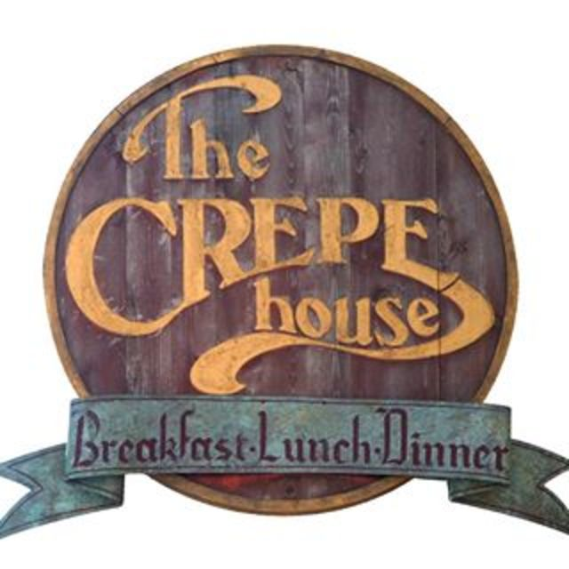 The Crepe House, San Francisco, CA logo