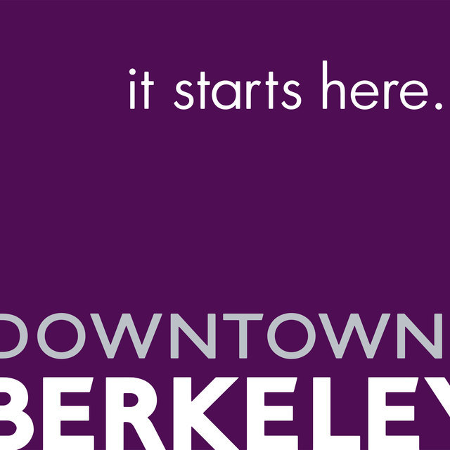 Downtown Berkeley Association, Berkeley, CA logo