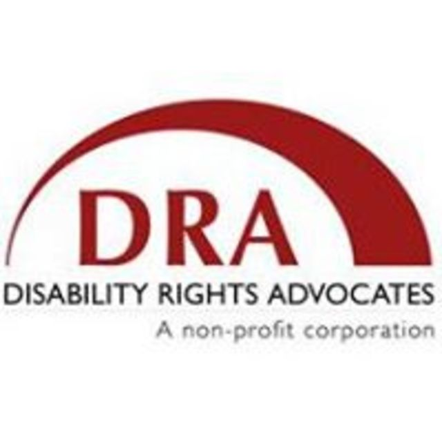 Disability Rights Advocates, Berkeley, CA logo