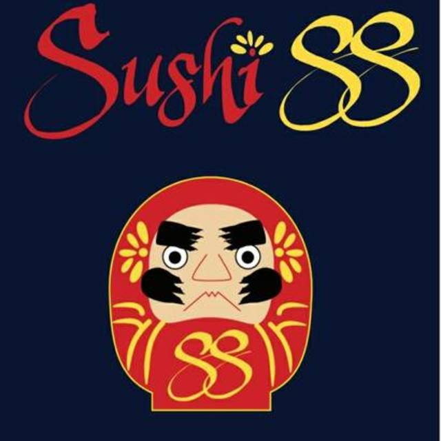 Sushi 88 & Ramen, Mountain View, CA logo