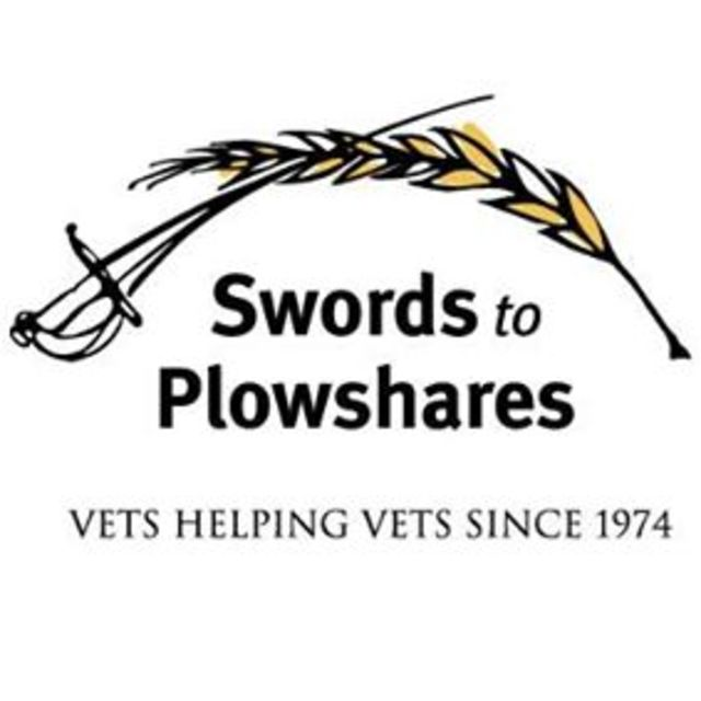 Swords to Plowshares, San Francisco, CA logo