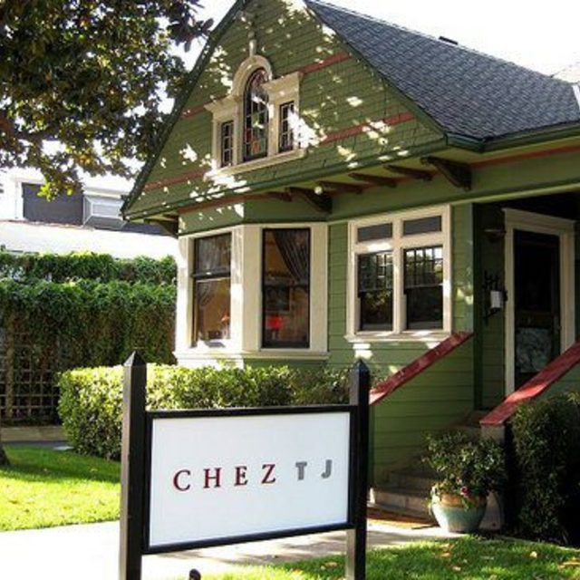 Chez TJ, Mountain View, CA logo