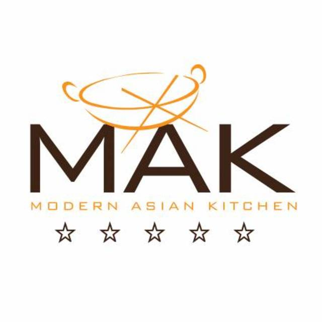 Mak Modern Asian Kitchen, Chicago, IL logo