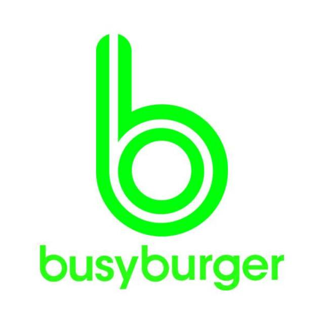 Busy Burger, Chicago, IL logo
