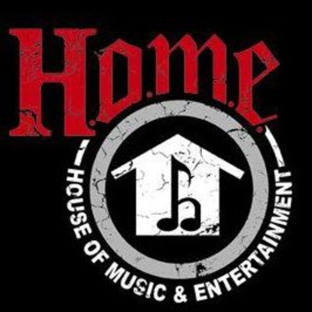 H.O.M.E. aka House of Music & Entertainment, Arlington Heights, IL logo