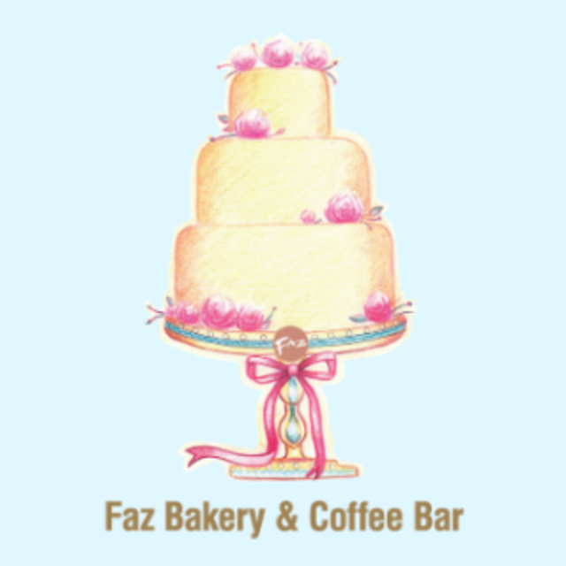 Faz Bakery & Coffee Bar, Danville, CA logo