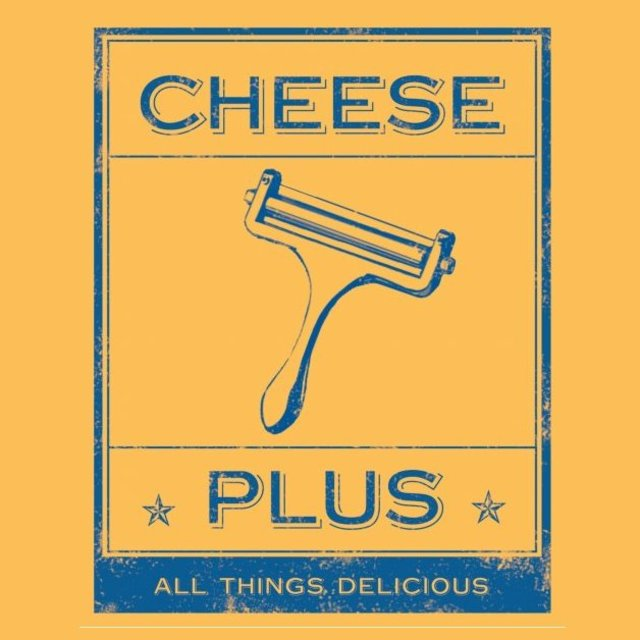 Cheese Plus, San Francisco, CA logo