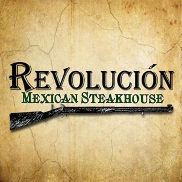 Revolucion Steakhouse, Chicago, IL logo