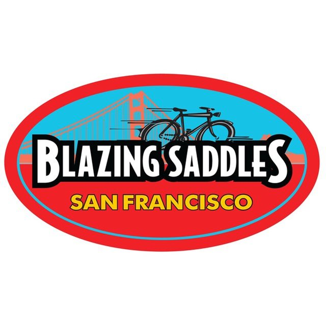 Blazing Saddles Bike Rentals & Tours, San Francisco, CA logo