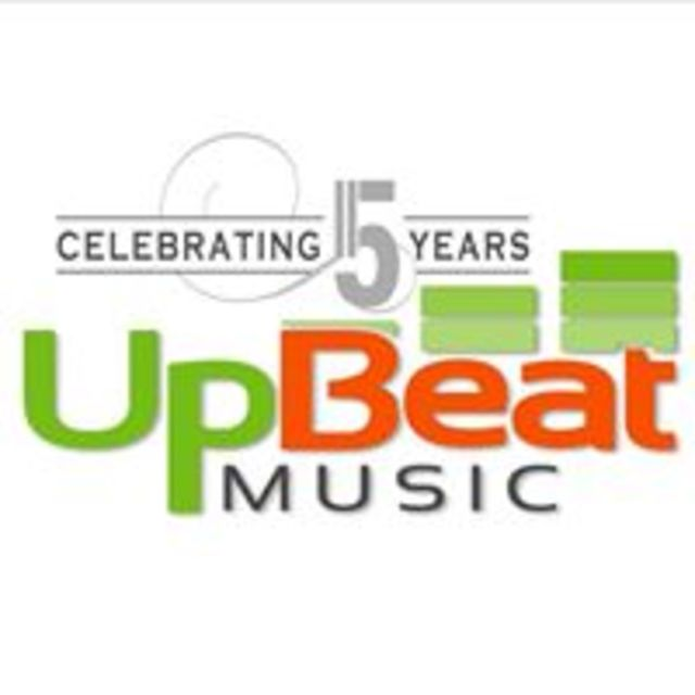Upbeat Music, Chicago, IL logo