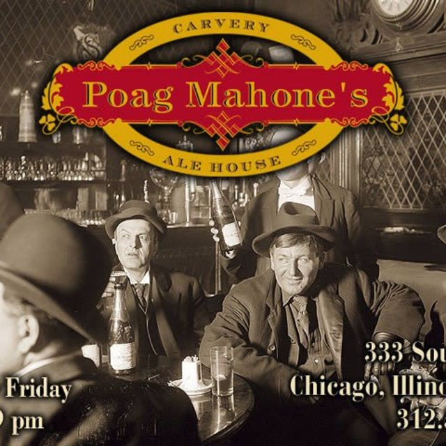 Poag Mahone's, Chicago, IL logo