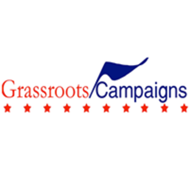 Grassroots Campaigns Inc., Chicago, IL logo