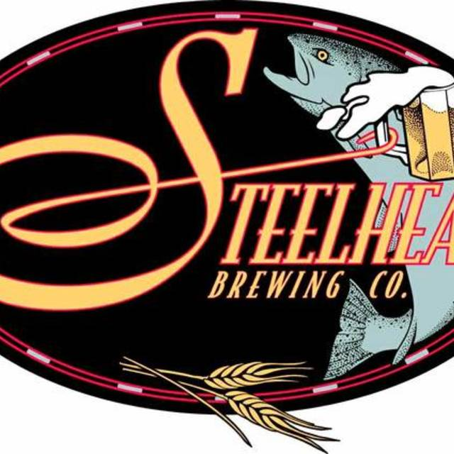 Steelhead Brewing Company, Burlingame, CA logo