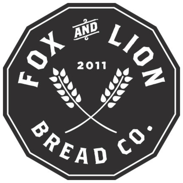 Fox and Lion Bread, San Francisco, CA logo