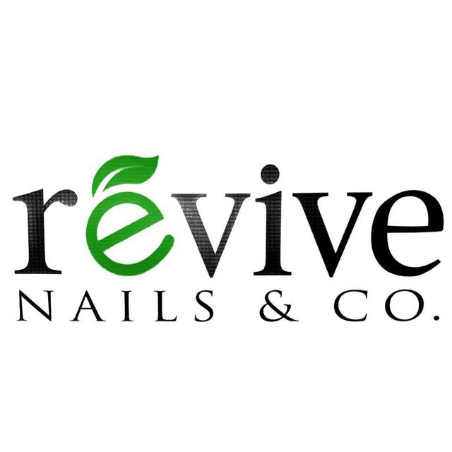 Revive Nails & Company, Chicago, IL logo