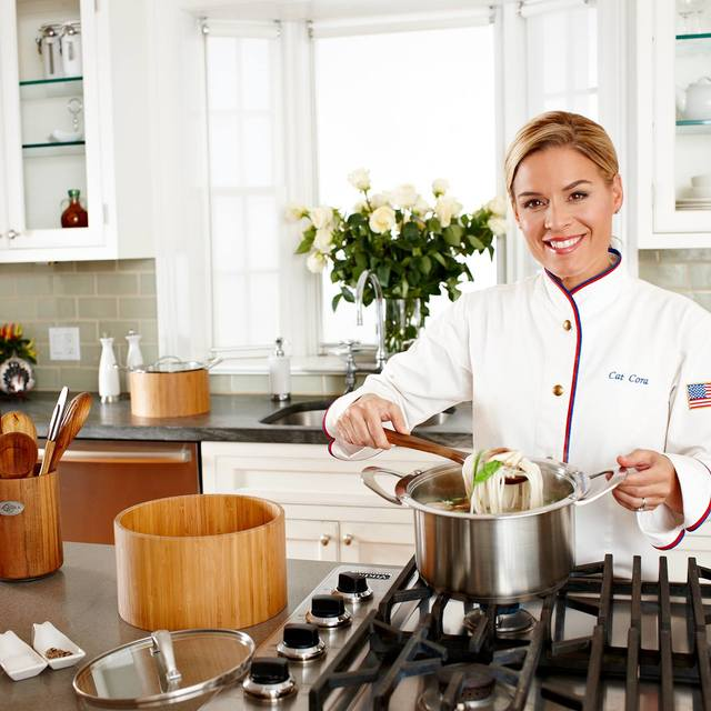 Cat Cora's Kitchen, Burlingame, CA logo