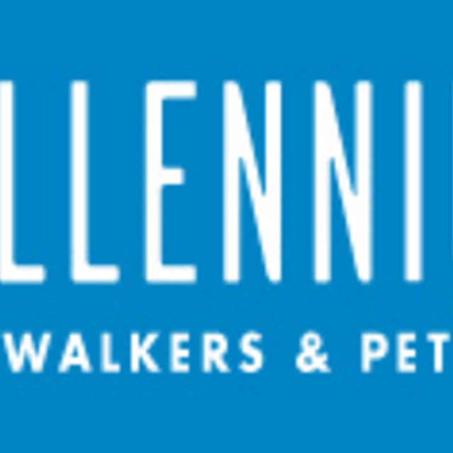 Millenium Dog Walkers, River North, IL logo