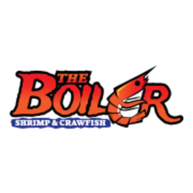 The Boiler Shrimp & Crawfish, Skokie, IL logo