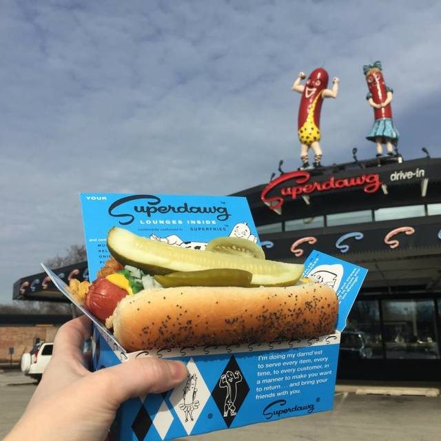 Superdawg Drive-In Wheeling, Wheeling, IL - Localwise business profile picture