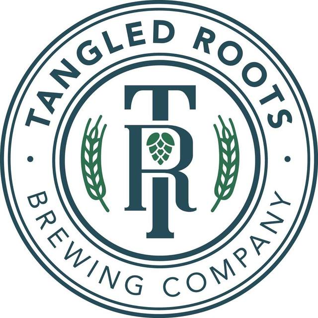 Tangled Roots Brewing Co, Ottawa, IL logo