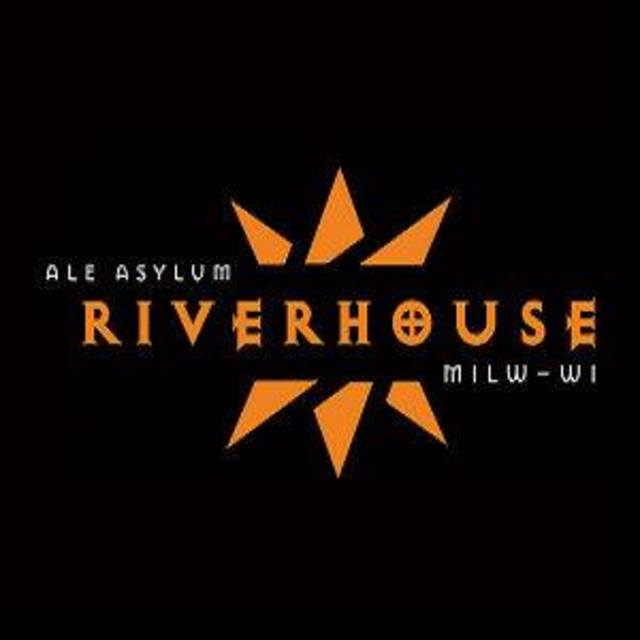Ale Asylum Riverhouse, Milwaukee, WI logo