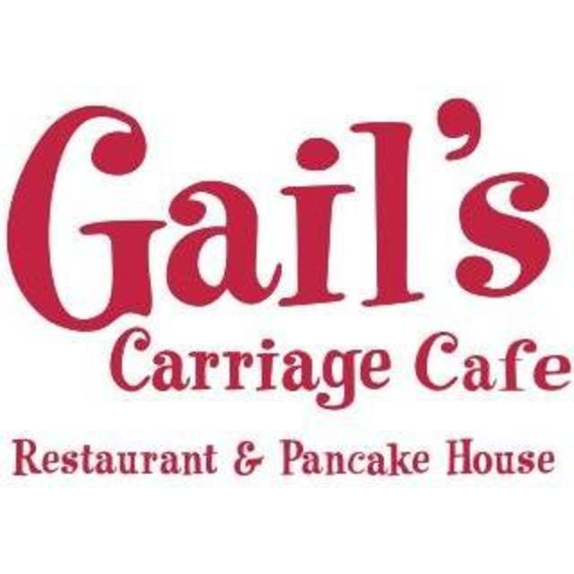 Gail's Carriage Cafe, Lombard, IL logo