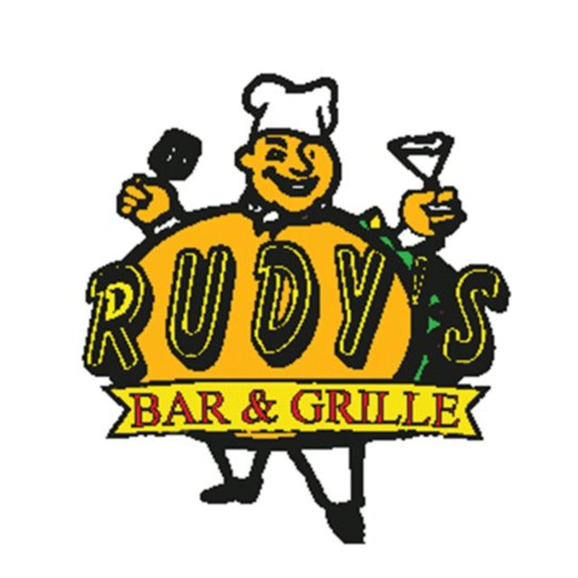 Rudy's Bar and Grille, Chicago, IL logo
